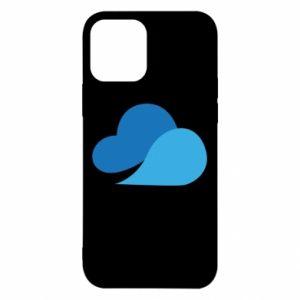 Etui na iPhone 12/12 Pro Little cloud