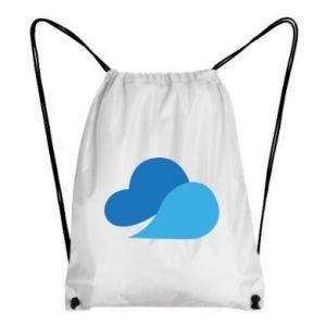 Plecak-worek Little cloud
