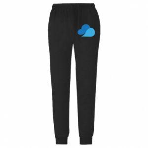 Spodnie lekkie męskie Little cloud