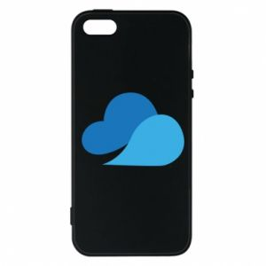 Etui na iPhone 5/5S/SE Little cloud