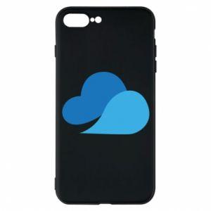 Etui do iPhone 7 Plus Little cloud