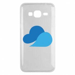 Etui na Samsung J3 2016 Little cloud