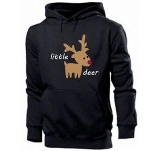 Men's hoodie Little deer