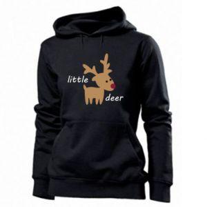 Women's hoodies Little deer