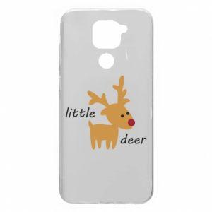 Xiaomi Redmi Note 9 / Redmi 10X case % print% Little deer