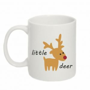Kubek 330ml Little deer
