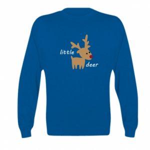 Kid's sweatshirt Little deer