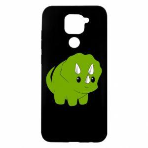 Xiaomi Redmi Note 9 / Redmi 10X case % print% Little dinosaur with horns