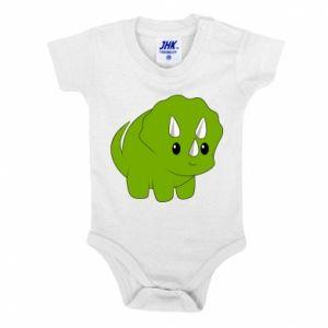 Body dziecięce Little dinosaur with horns