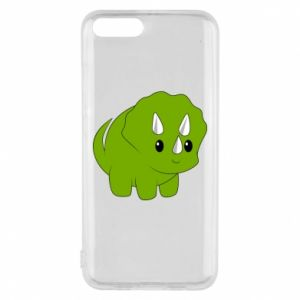Etui na Xiaomi Mi6 Little dinosaur with horns