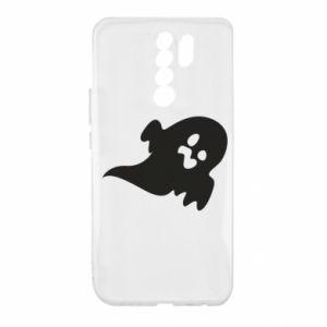 Etui na Xiaomi Redmi 9 Little ghost