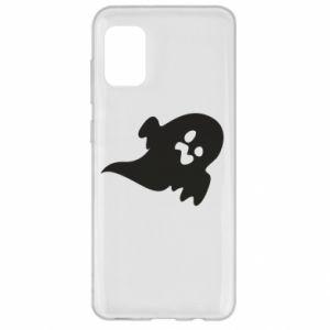Etui na Samsung A31 Little ghost