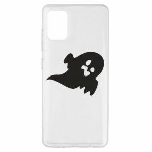 Etui na Samsung A51 Little ghost