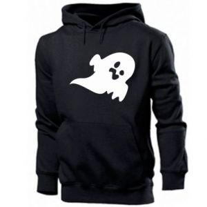 Męska bluza z kapturem Little ghost