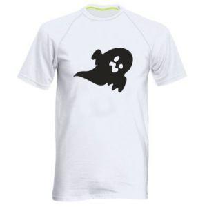 Męska koszulka sportowa Little ghost