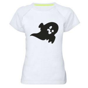 Damska koszulka sportowa Little ghost