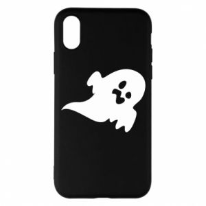 Phone case for iPhone X/Xs Little ghost - PrintSalon