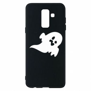 Phone case for Samsung A6+ 2018 Little ghost - PrintSalon