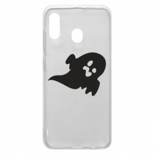 Phone case for Samsung A20 Little ghost - PrintSalon