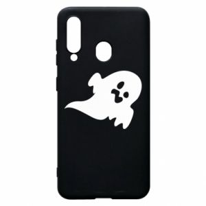Phone case for Samsung A60 Little ghost - PrintSalon