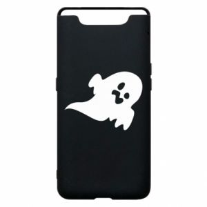 Phone case for Samsung A80 Little ghost - PrintSalon