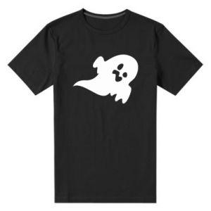 Męska premium koszulka Little ghost