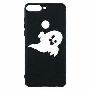Phone case for Huawei Y7 Prime 2018 Little ghost - PrintSalon