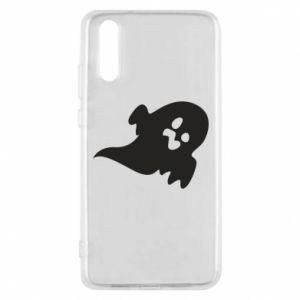 Phone case for Huawei P20 Little ghost - PrintSalon