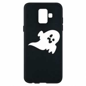 Phone case for Samsung A6 2018 Little ghost - PrintSalon