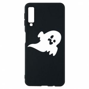Phone case for Samsung A7 2018 Little ghost - PrintSalon