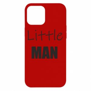 Etui na iPhone 12 Pro Max Little man for children