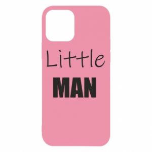 Etui na iPhone 12/12 Pro Little man for children