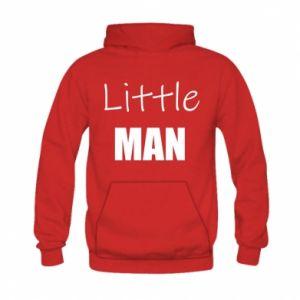 Bluza z kapturem dziecięca Little man for children