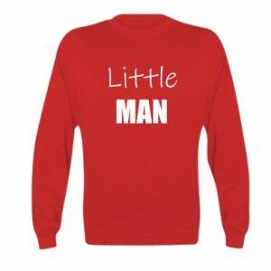 Bluza dziecięca Little man for children