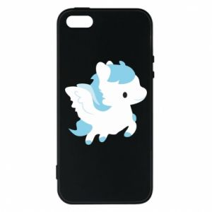 Phone case for iPhone 5/5S/SE Little pegasus - PrintSalon