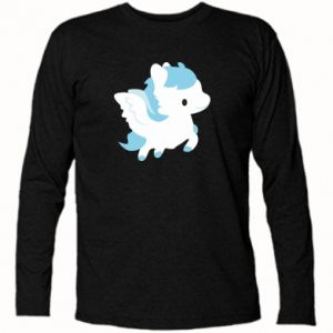 Long Sleeve T-shirt Little pegasus - PrintSalon