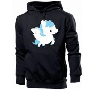 Men's hoodie Little pegasus - PrintSalon
