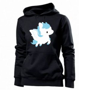 Women's hoodies Little pegasus - PrintSalon