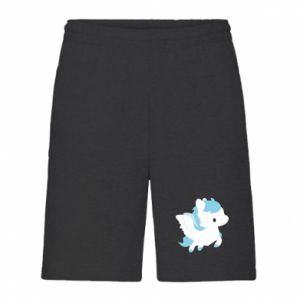 Men's shorts Little pegasus - PrintSalon