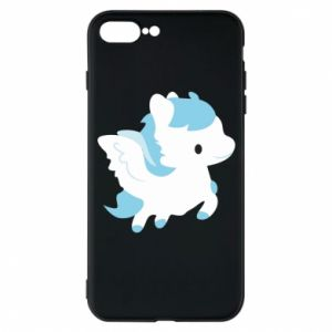 Phone case for iPhone 7 Plus Little pegasus - PrintSalon