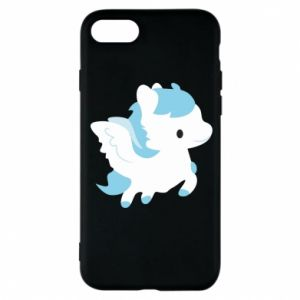 Phone case for iPhone 8 Little pegasus - PrintSalon