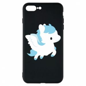 Phone case for iPhone 8 Plus Little pegasus - PrintSalon