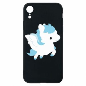 Phone case for iPhone XR Little pegasus - PrintSalon