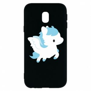 Phone case for Samsung J3 2017 Little pegasus - PrintSalon