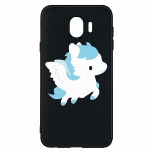 Phone case for Samsung J4 Little pegasus - PrintSalon