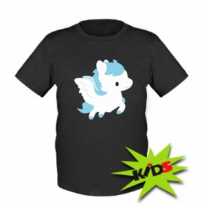 Kids T-shirt Little pegasus - PrintSalon