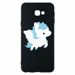 Phone case for Samsung J4 Plus 2018 Little pegasus - PrintSalon