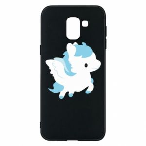 Phone case for Samsung J6 Little pegasus - PrintSalon