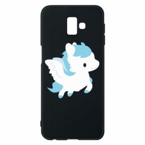 Phone case for Samsung J6 Plus 2018 Little pegasus - PrintSalon