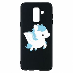Phone case for Samsung A6+ 2018 Little pegasus - PrintSalon